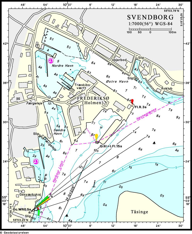 havne plan kort